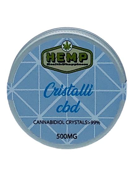 cristalli cbd 99%